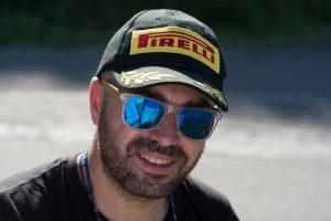 Luis Barreiro - Fotógrafo oficial del Extremadura Rallye Team